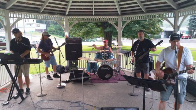 Music In The Park - 2021 Schedule